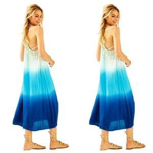 NWT Lilly Pulitzer Kenli Midi Dress Size XS
